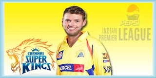 CSK team Profile and Ben Laughlin Cricket Profile and Records