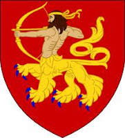 STEPHEN'S COAT OF ARMS