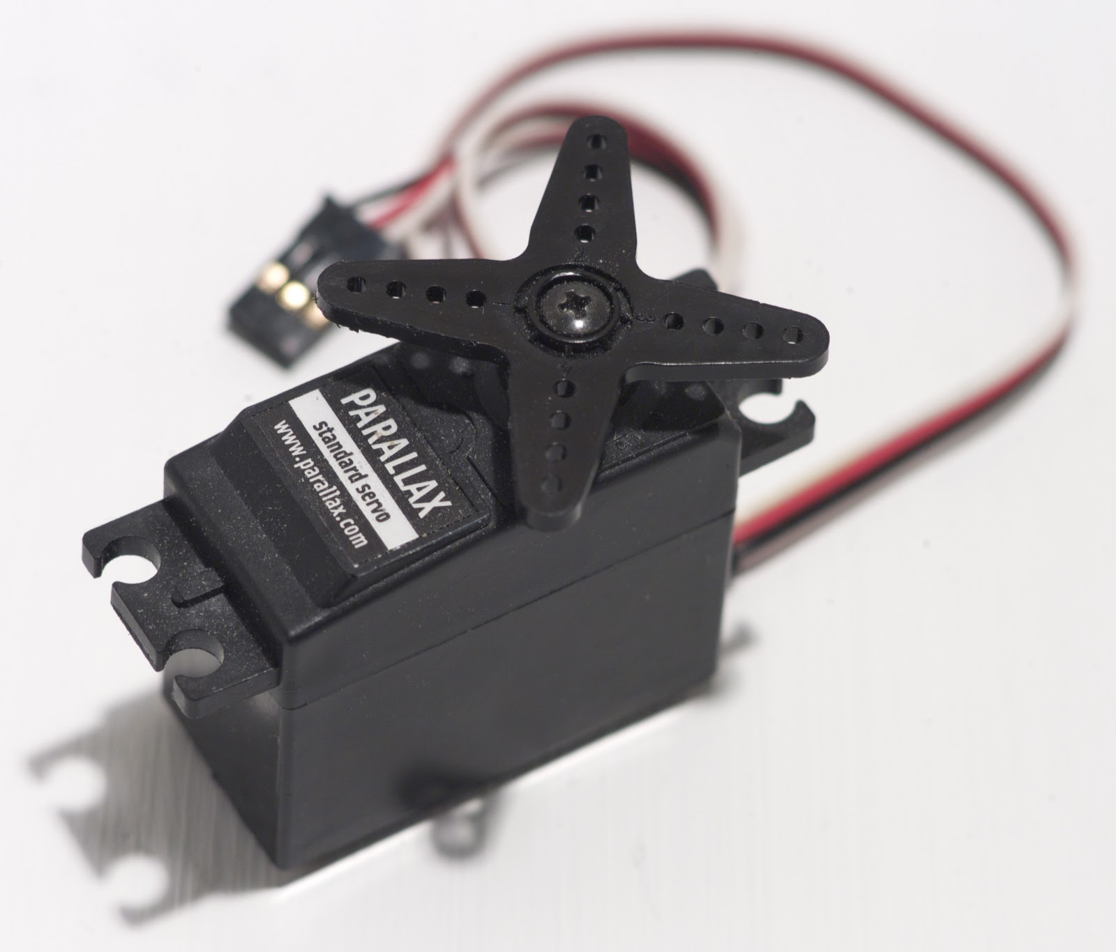 Paintbot Parts Servo Motor Standard