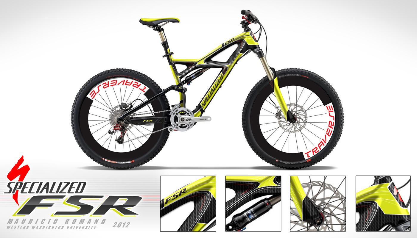 Sticker design for mountain bike - Sticker Design For Mountain Bike 2