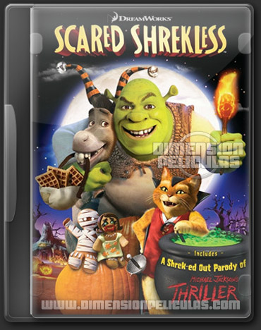 Un Relato de Shrek: Asústame si Puedes (DVDRip Español Latino) (1 link)