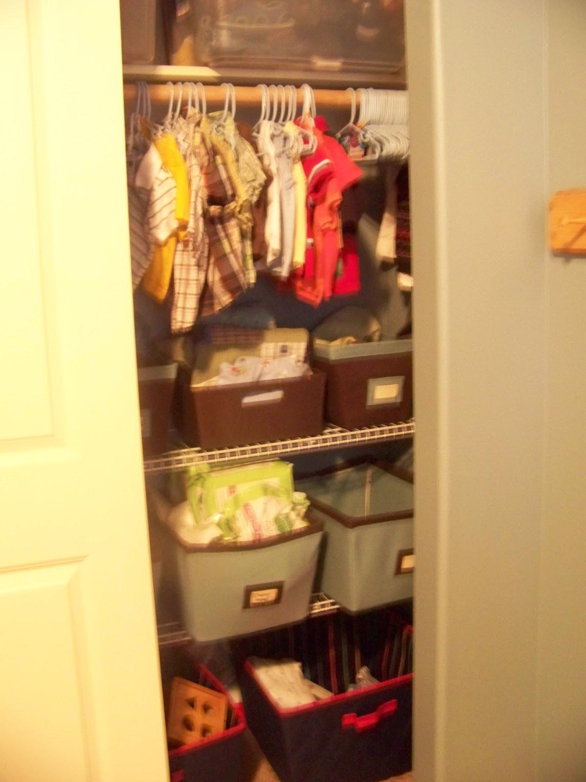Organizing Tip Maximize Closet Space Tessa The Domestic