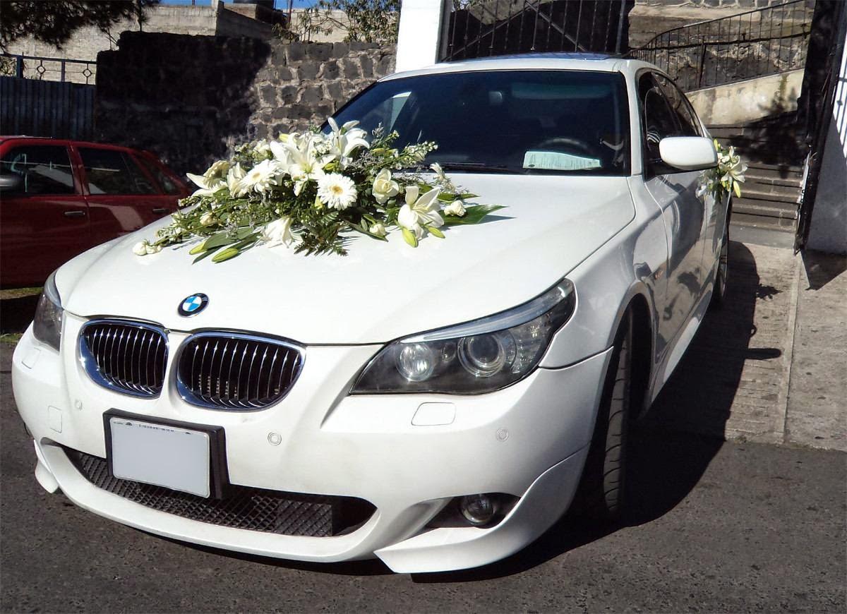 bmw para bodas