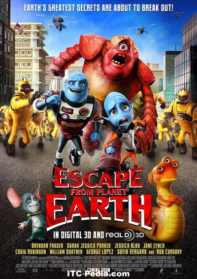 Escape from Planet Earth 2013 RC BRRip CAM AUDIO - PULSAR