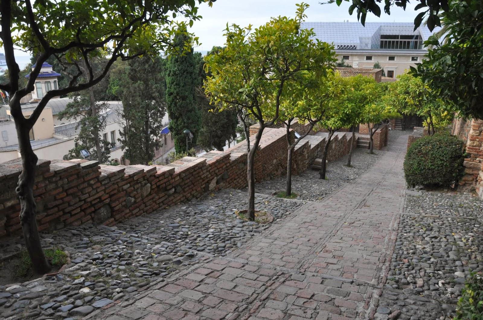 Bettinas blad: stenläggning   spansk inspiration