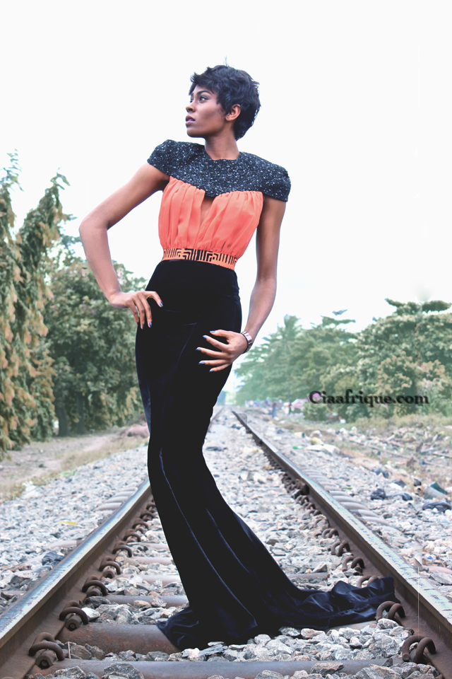 "The ""Ndu"" collection by Andrea Iyamah"
