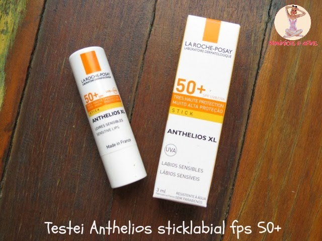 Anthelios Stick Labial fps 50+