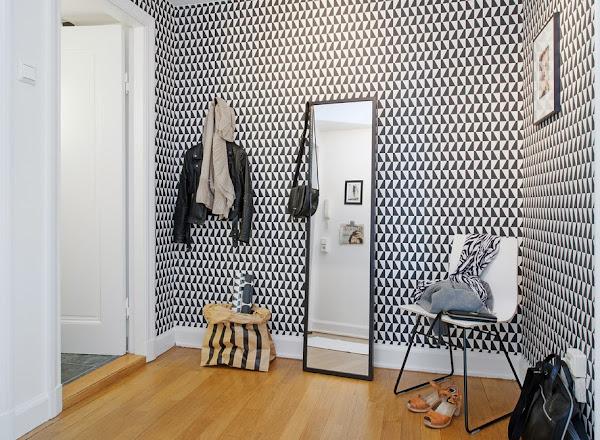 Ideas deco recibidores con estilo decorar tu casa es - Recibidores con estilo ...