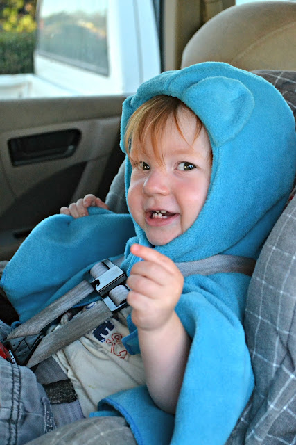 Wrapeaze, Wrapeaze review, child won't wear jacket, safe jacket for car seat, back to school, mompact