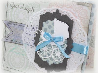 ładna kartka z okazji narodzin z wózeczkiem galeria schaffar