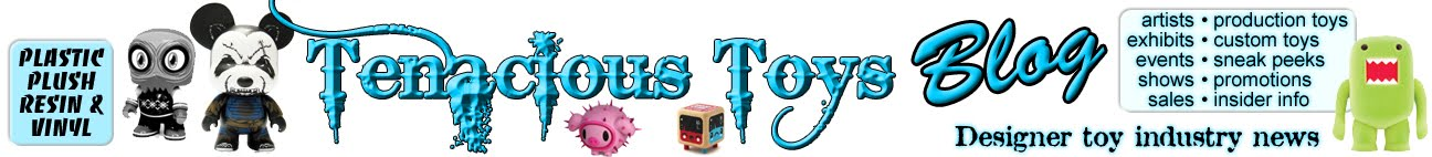 Tenacious Toys Blog