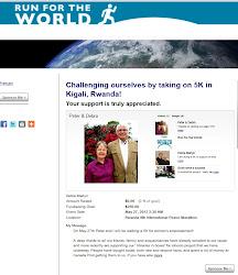 Run for the World Rwanda