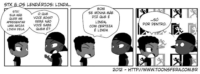STX & Os lendários: Linda...