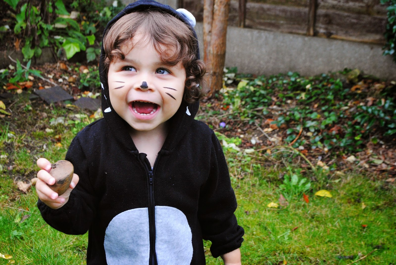 cute toddler halloween costume