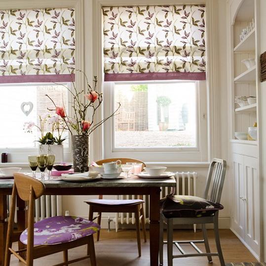 C mo decorar la cocina con poco dinero decoguia tu - Ideas cortinas cocina ...