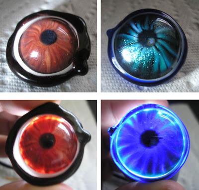 Glass Eyes from Doni Hatz  - Spawn of Dyscrasia