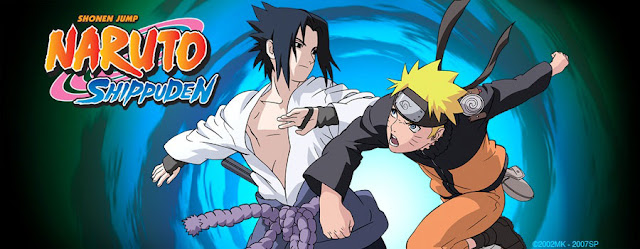 Naruto Shippuden Cover Image @ Rewriting Life