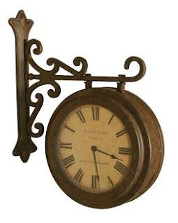 Alba hogar reloj de cocina - Reloj de pared vintage ...