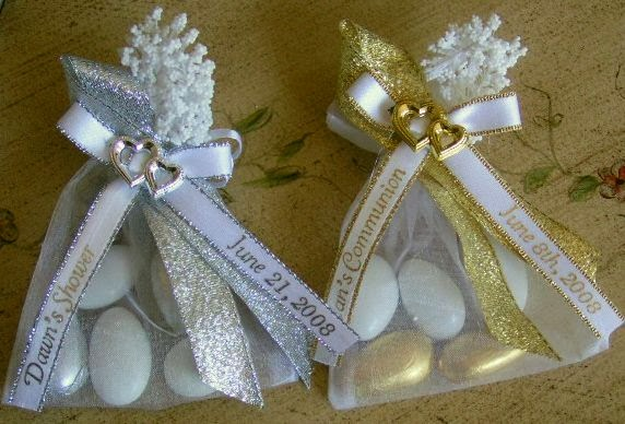 NJ Wedding On A Budget Do It Yourself Wedding Almond Favors What To Buy How To Make