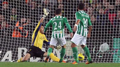 Barcelona 4 - 2 Real Betis (3)