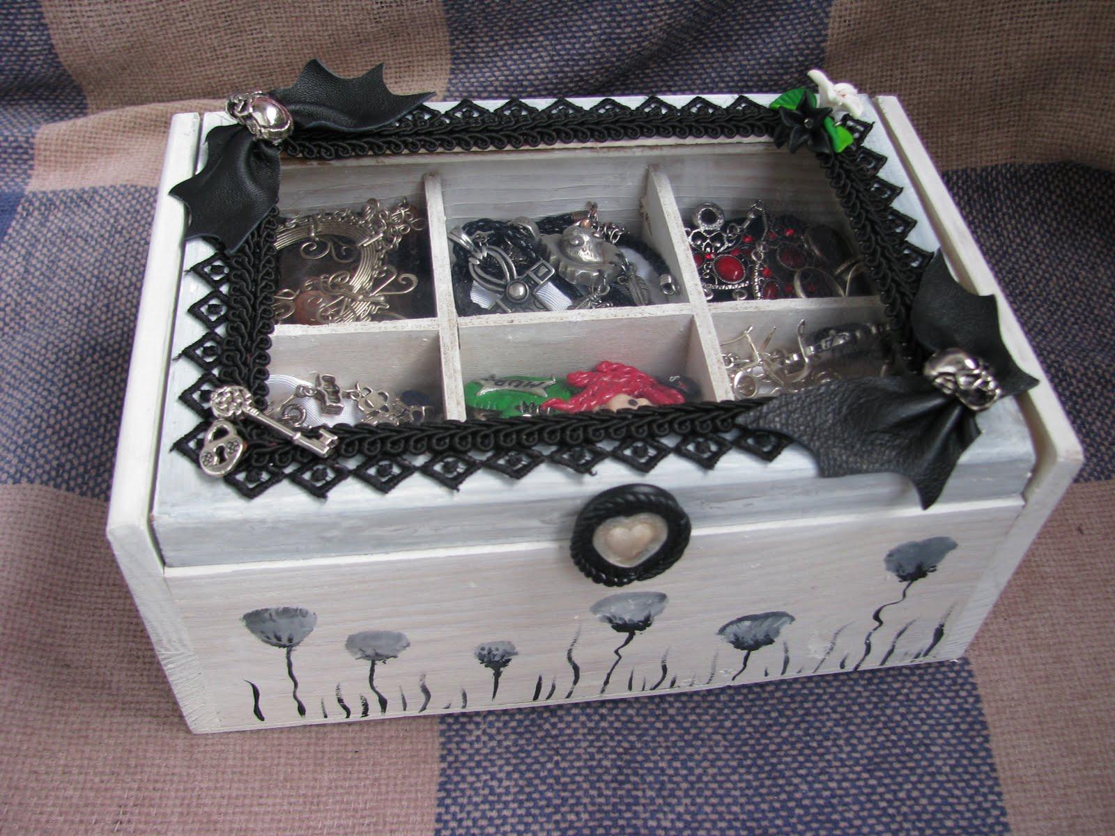 Gothically yours....: DIY Goth box