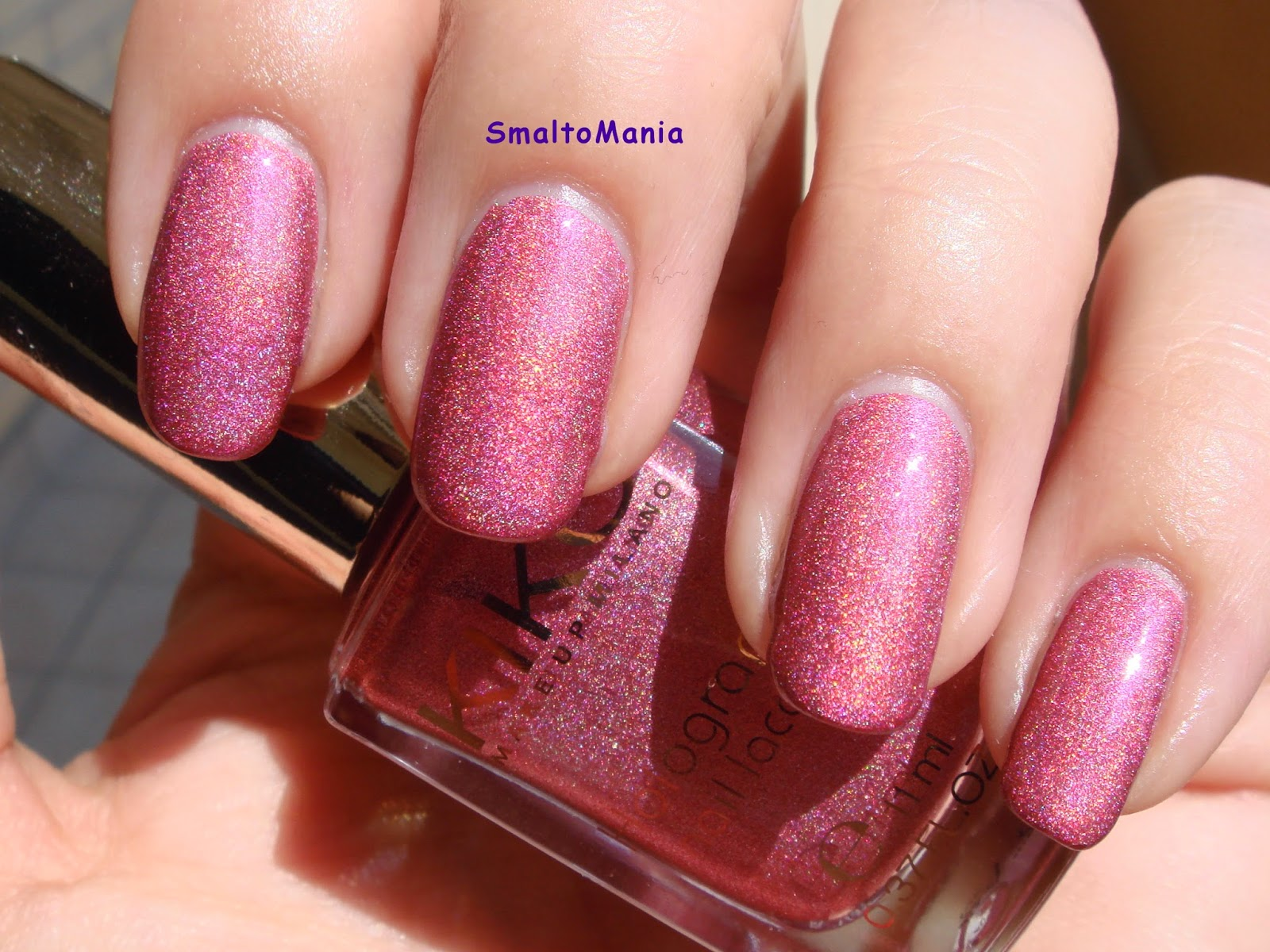 Kiko n.402 Jewel Pink