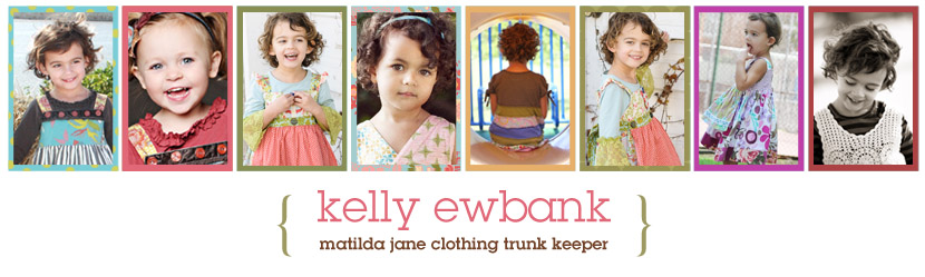 Matilda Jane Clothing Trunk Keeper