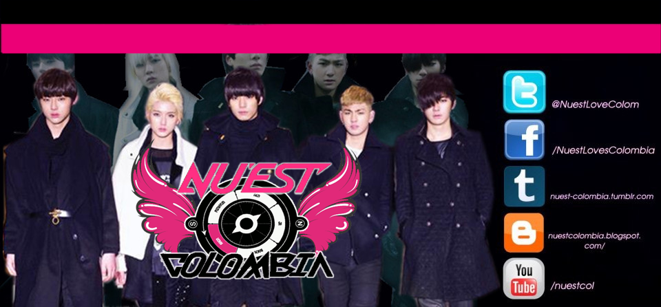 NU&#39;EST COLOMBIA