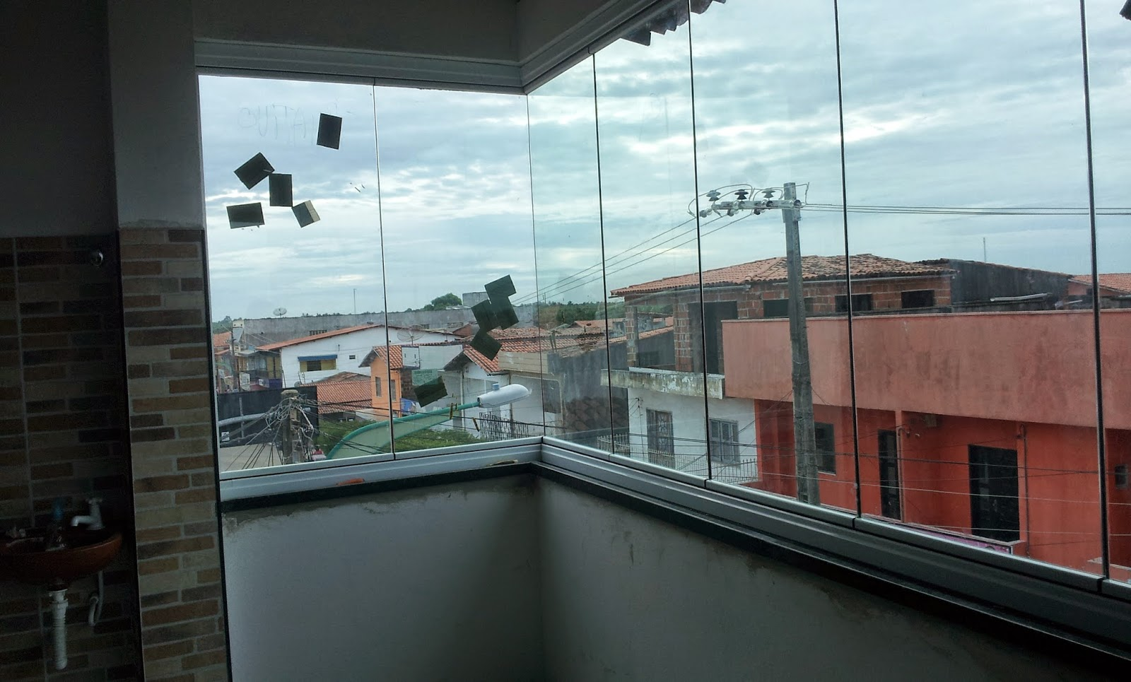 #417E8A Criativo Vidraçaria: Cortina de vidro em Fortaleza 128 Janelas De Vidro Fortaleza Ce