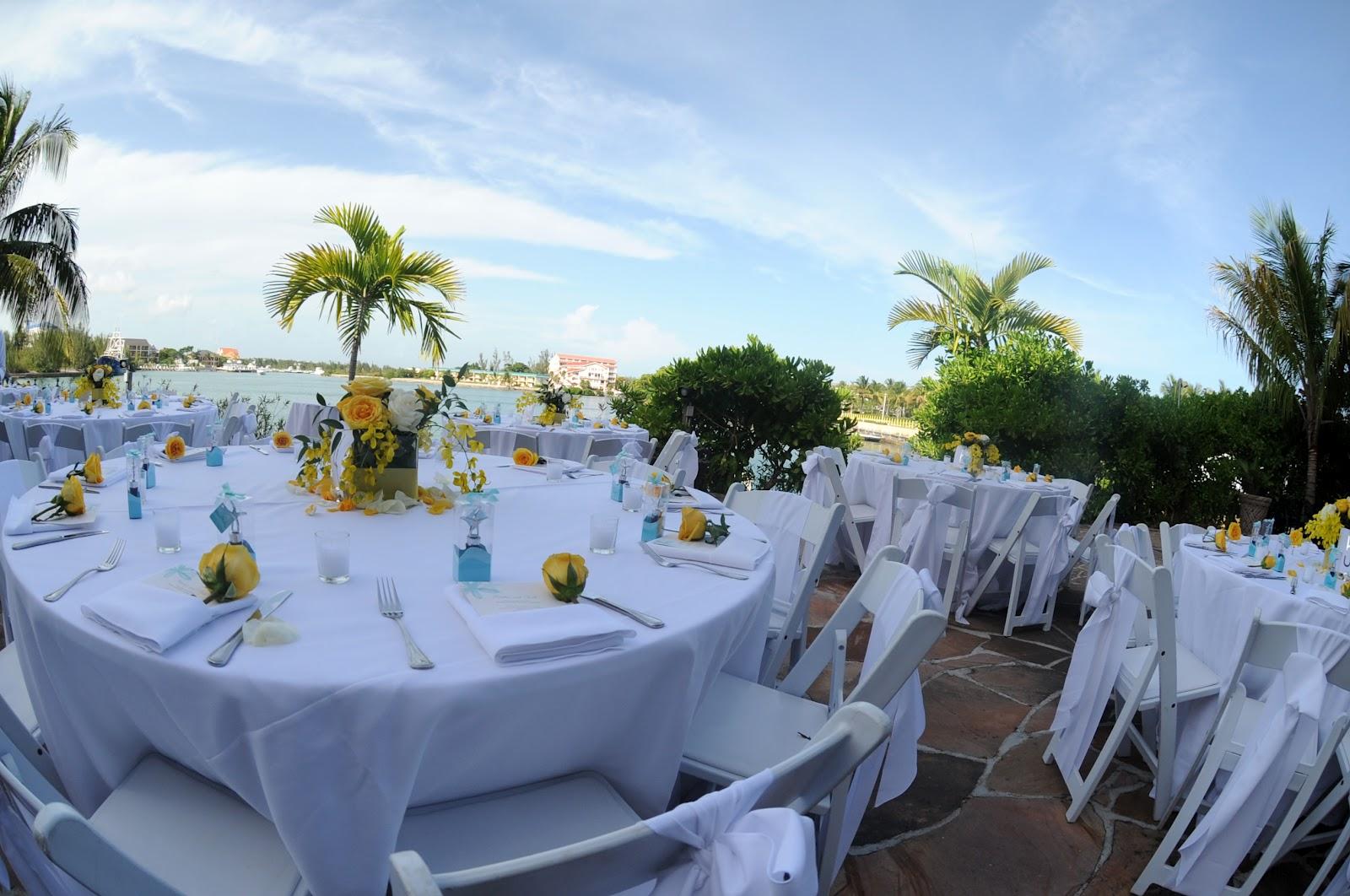 chic bahamas weddings bahamas wedding at pelican bay
