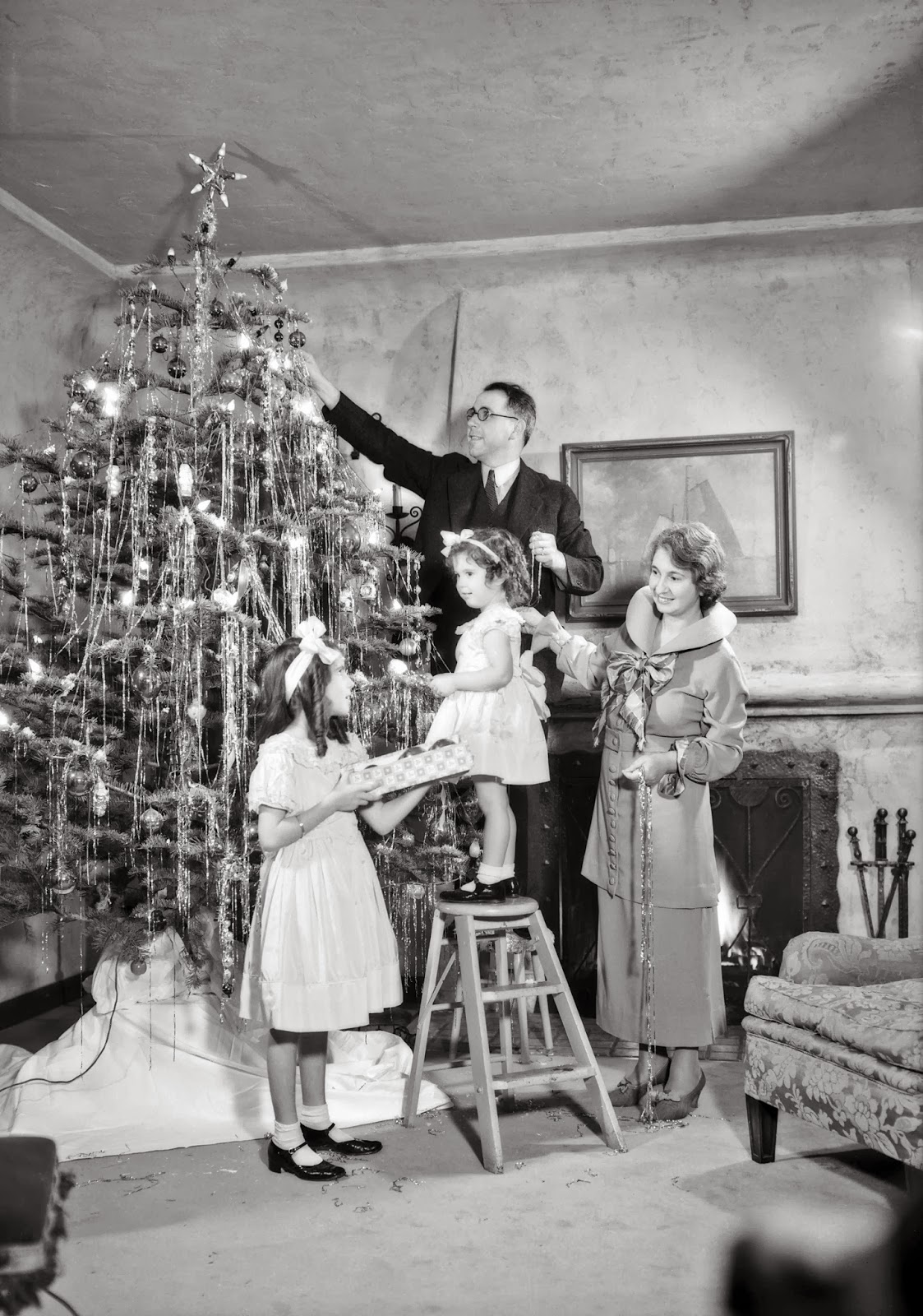christmas history in canada