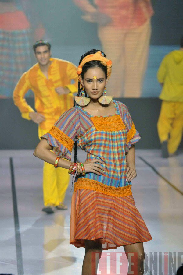 "Day 2 goes ""Ethical"" at HSBC Colombo Fashion Week 2012"