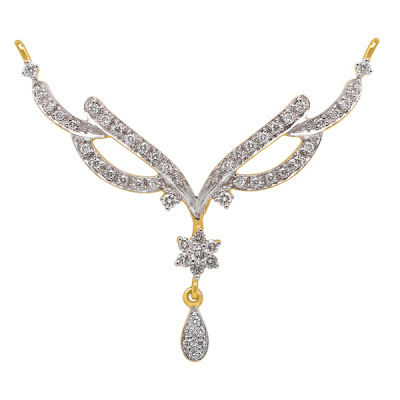 Nakshatra Diamond Necklace designs
