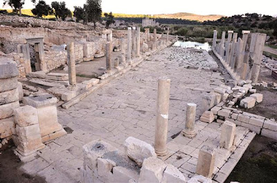 Excavations begin in ancient city of Patara