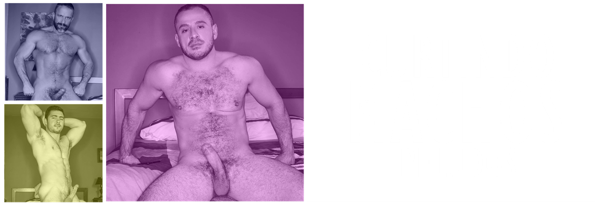 Curtindo Machos Peludos