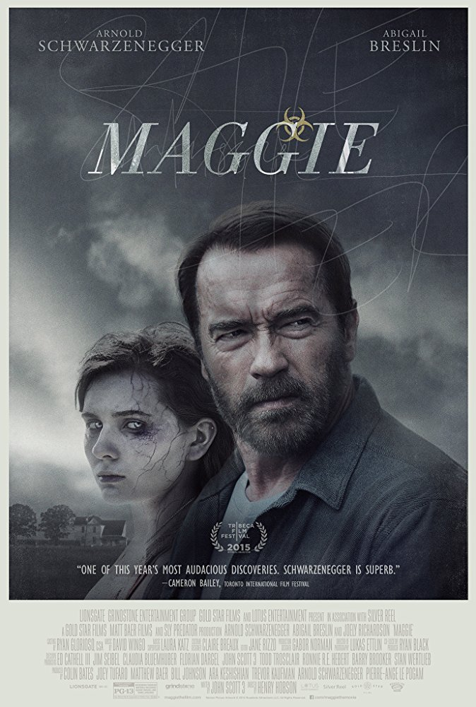 Maggie 2015 720p Esub BluRay  Dual Audio English Hindi GOPISAHI