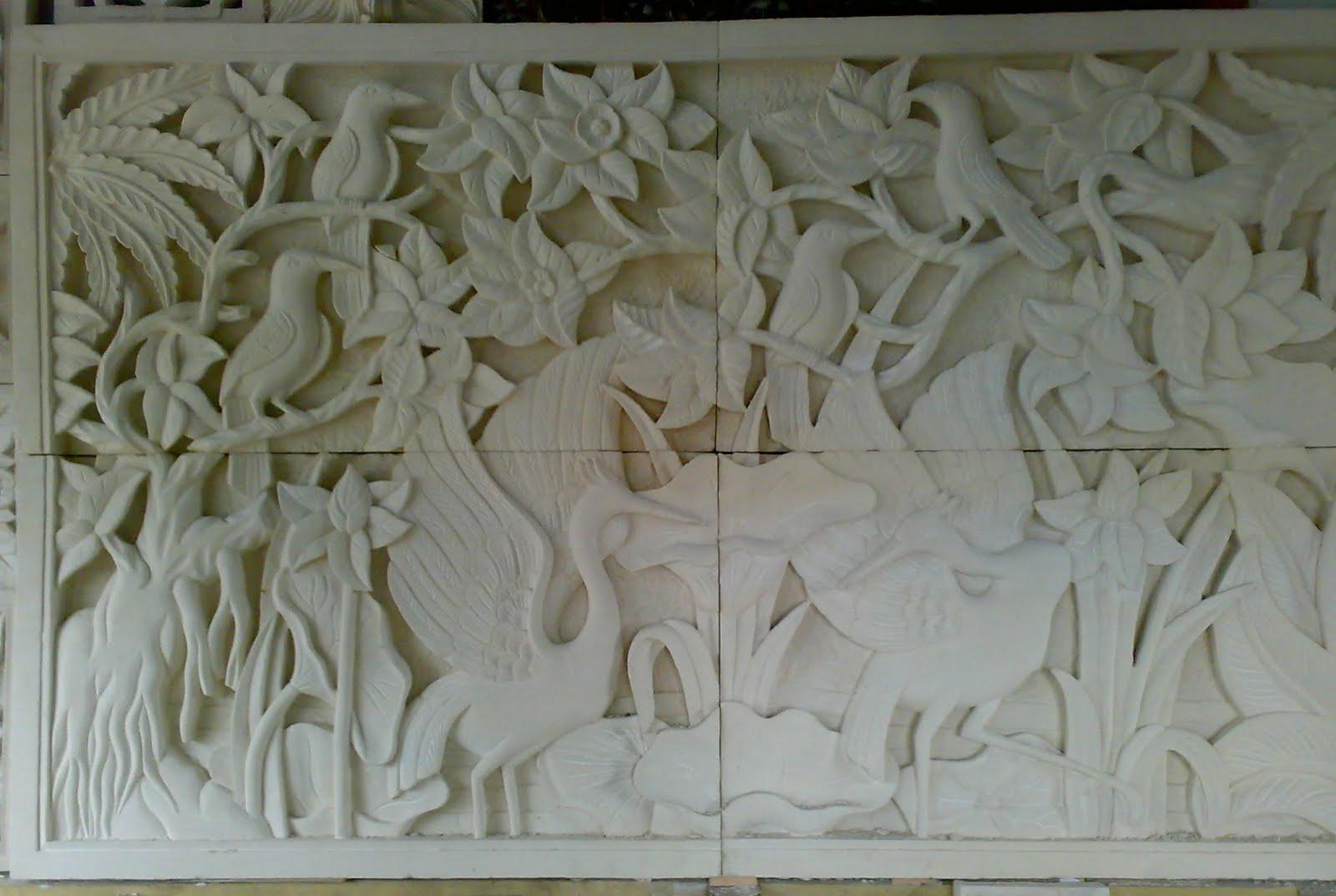 Image result for relief batu alam rumit