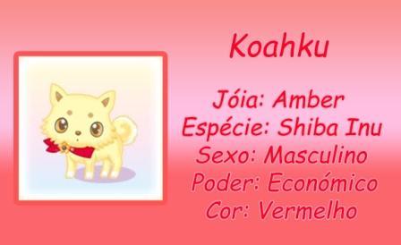 Kohaku (pet) Koahku_Card