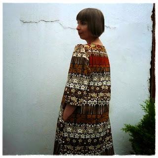 Peter Hall Candida coat dress