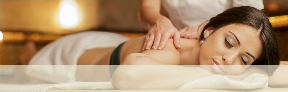toque sanador con masaje