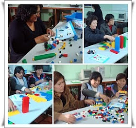 CAPACITACION ROBOTICA