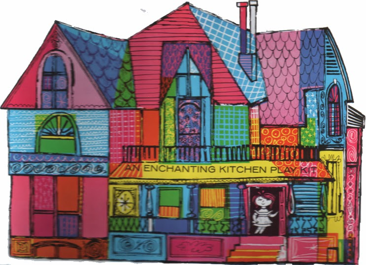 Miss Cookie S Kitchen Colorforms