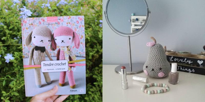 Diy by Paula: Reto crochetero: libros
