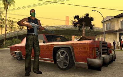 GTA San Andreas PC Games for windows