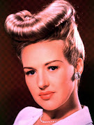 Pin Up Hairstyles Images Betty Grables