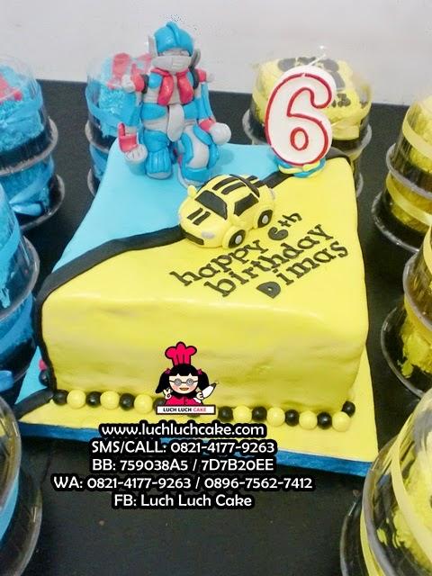 Kue Tart dan Mini Cake Transformer Daerah Surabaya Sidoarjo