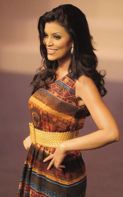 Mayra Aldana , National Beauty Pageants, Miss El Salvador