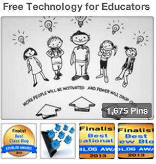 4 Pinterest Boards Packed Full of Educational Technology Resources ~ Educational Technology and Mobile Learning
