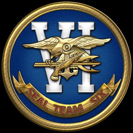 Military Insignia 3d Us Navy Seals