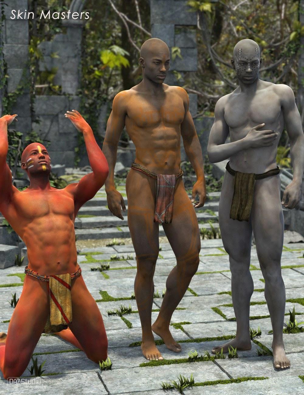 Peau Masters Pour Darius 6